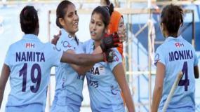 एशिया कप हॉकी पर भारतीय महिला टीम का कब्जा, चीन को दी मात