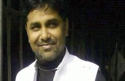 सरेआम पत्रकार की गोली मारकर हत्या