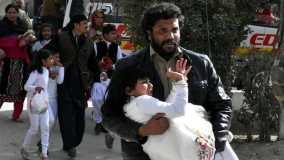 बलूचिस्तान के क्वेटा में चर्च पर आत्मघाती बम विस्फोट, 4 की मौत