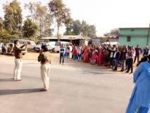 शिक्षाकर्मियों व सरकार अपने सामने, 25000 शिक्षाकर्मी गिरफ्तार