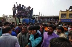 रायसेन : धान के उचित दाम नही मिलने पर किसानों ने चक्काजाम किया