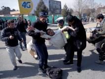 काबुल में बम ब्लास्ट, 40 लोगों की मौत, तालिबान ने ली जिम्मेदारी