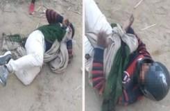 Video: दलित युवक को पीटा, कहा- बोलो 'जय माता दी'