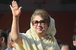 बांग्लादेश: पूर्व प्रधानमंत्री खालिदा जिया को 5 साल की कैद