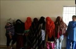 बेखौफ चल रहा था जिस्मफरोशी का धंधा, 7 महिलाएं गिरफ्तार