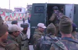 आर्मी कैंप पर आतंकी हमला, 2 जवानों के शहीद होने की खबर