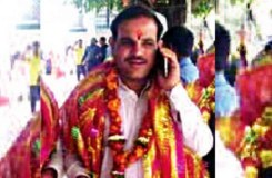 MP : भाजपा सरकार के मंत्री बलात्कार की कोशिश में गिरफ्तार