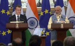 पीएम मोदी और फ्रांस के राष्ट्रपति के संयुक्त बयान की खास बातें