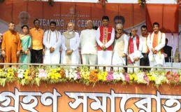 कांग्रेस मुक्त नहीं कांग्रेस युक्त है त्रिपुरा की बीजेपी सरकार, जानिए कैसे