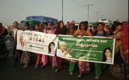 महिलाओं ने खुद अपनी मेहनत से मुकाम बनाया : ज़ाकिया