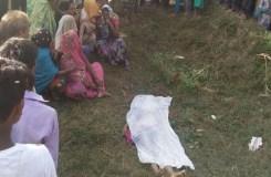 यूपी : अमेठी में दलित छात्रा की गला रेत कर हत्या,मचा कोहराम