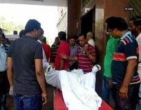बंद से परेशान RSS कार्यकर्ता ने किया आत्मदाह का प्रयास