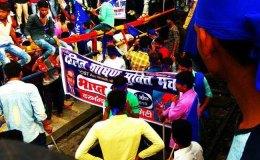 SC/ST एक्ट में बदलाव पर हिंसक हुआ विरोध प्रदर्शन