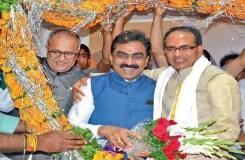 मध्य प्रदेश में एक नहीं तीन मुख्यमंत्री हैं – भाजपा अध्यक्ष