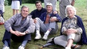 बारबरा बुश का निधन, पति और बेटा दोनों बने राष्ट्रपति