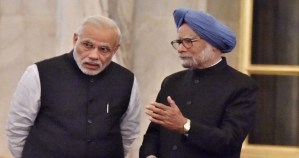 एक प्रधानमंत्री के लिए इतना नीचे गिरना ठीक नहीं : मनमोहन सिंह