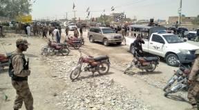 पाकिस्तान चुनाव : वोटिंग जारी, क्वेटा में आत्मघाती हमला