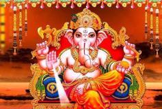 आज से महापर्व का आगाज, पूरा देश बोलेगा गणपति बप्पा मोरया