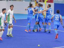 #Asiangames पाकिस्तान से भारत ने जीता हॉकी का कांस्य