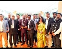 श्रीलंका में IFWJ के प्रतिनिधियों का भव्य स्वागत