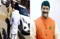 MP : भाजपा विधायक को लोगों ने दी गालियां, गांव में घुसने से रोका