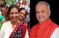 खंडवा लोकसभा से कांग्रेस उम्मीदवार हो सकती है सुनीता सकरगाये