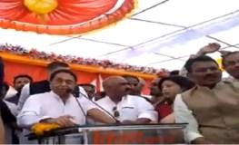 खंडवा : संसद में भी कांग्रेस का झंड़ा लहराना है – CM कमलनाथ