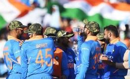 टीम इंडिया के आर्मी कैप पहनने से बौखलाया पाकिस्तान, आईसीसी से करेगा शिकायत