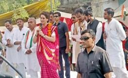 लोकतंत्र को दुर्बल बनाना चाहती है भाजपा- प्रियंका गांधी