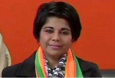 भाजपा प्रत्याशी की धमकी, यूपी से लोगों को बुलाकर कुत्ते की मौत मारूंगी