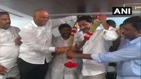 विधायक दल के नेता चुने गए जगन मोहन रेड्डी, बनेंगे आंध्र प्रदेश के मुख्यमंत्री