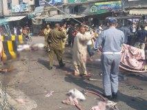 पाकिस्तान: दाता दरबार दरगाह के बाहर ब्लास्ट, 3 की मौत और 15 घायल
