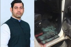 हरियाणा : कांग्रेस नेता की दिनदहाड़े गोली मारकर हत्या