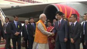 पीएम मोदी पहुंचे जापान, जी-20 की बैठक में हिस्सा लेंगे