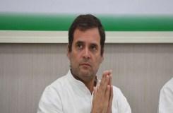 राहुल गांधी पार्टी अध्यक्ष पद से इस्तीफा देने पर अड़े, कहा- 'अब कांग्रेस अध्यक्ष नहीं रहूंगा'