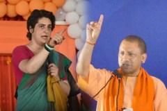 प्रियंका के ट्वीट के बाद बोले सीएम योगी, 'अंगूर खट्टे हैं'