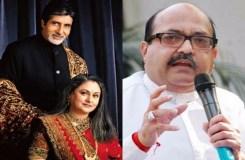 जया बच्चन अपने पति से कहें 'जुम्मा चुम्मा दे दे' न करें – अमर सिंह