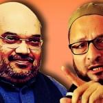 CAA, NRC पर अमित शाह को असदुद्दीन ओवैसी की चुनौती, दाढ़ी वाले से बहस करो