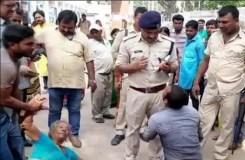 बिहार : पशु चोरी के शक में 3 की पीट-पीटकर हत्या
