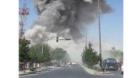 अफगानिस्तान की राजधानी काबुल में जोरदार ब्लास्ट, कई खिलाड़ी बुरी तरह घायल