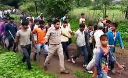 लकड़ी तस्करों ने वनकर्मियों और ग्रामीणों पर देशी कट्टे से किया हमला, 16 गिरफ्तार