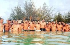 शर्टलेस हुए टीम इंडिया के खिलाड़ी, कोहली ने शेयर की तस्वीर