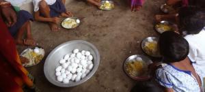 मध्य प्रदेश: आंगनवाड़ियों में अंडे बांटे जाने कांग्रेस-भाजपा में छिड़ी सियासी जंग