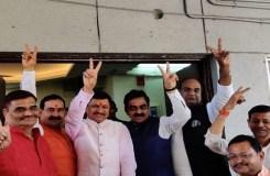 BJP के बागी विधायक कि हुई 'घर वापसी', बोले- मैं तो कांग्रेस में कभी गया ही नहीं
