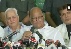महाराष्ट्र में सस्पेंस बरकरार: शरद पवार बोले शिवसेना और बीजेपी मिलकर सरकार बना लेंगे