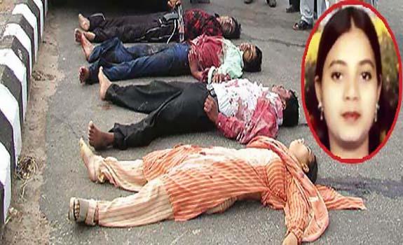 ishrat Jahan encounter No evidence against Amit Shah