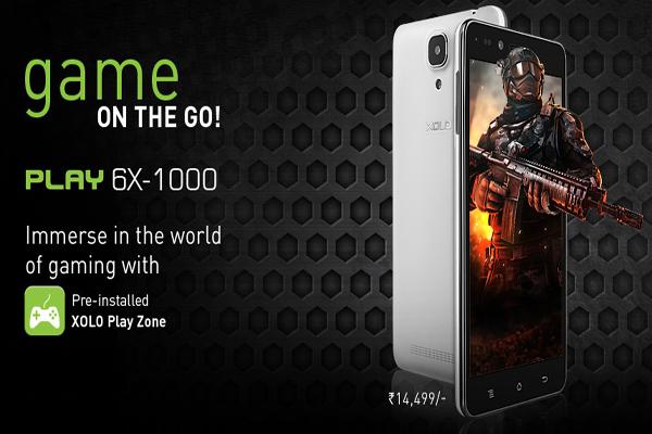 xolo play 8x price in india