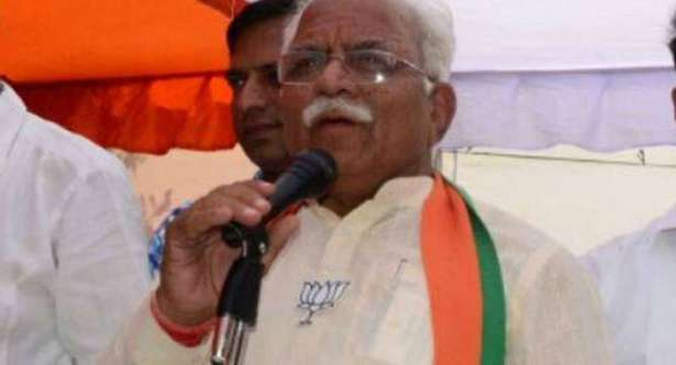 Manohar Lal Khattar will be the next chief minister of Haryana