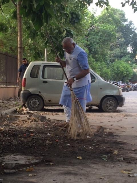 Narendra Modi clean sweep