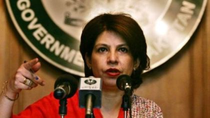 Spokesperson Tasneem Aslam